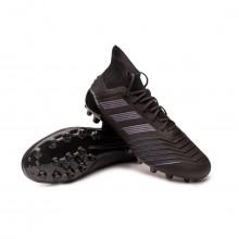 Zapatos de fútbol Predator 19.1 AG Core black-Utility black