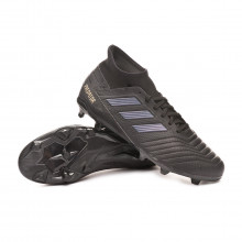 Football Boots Predator 19.3 FG Core black-Gold metallic