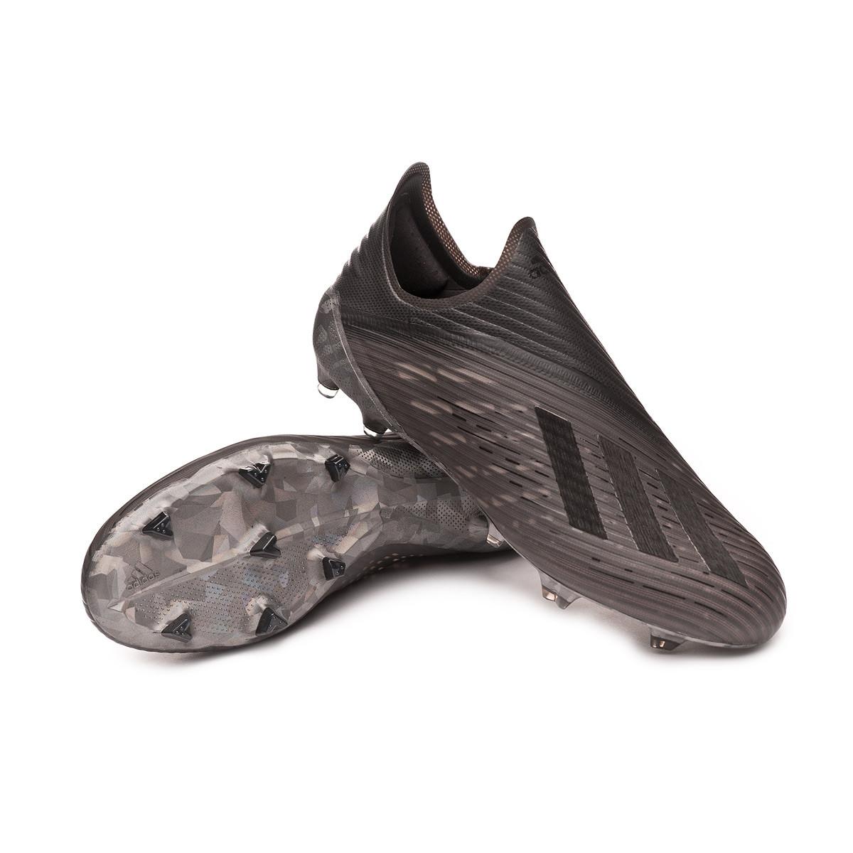 Permanente Comercialización sacudir  Football Boots adidas X 19+ FG Core black-Utility black-Grey four -  Football store Fútbol Emotion
