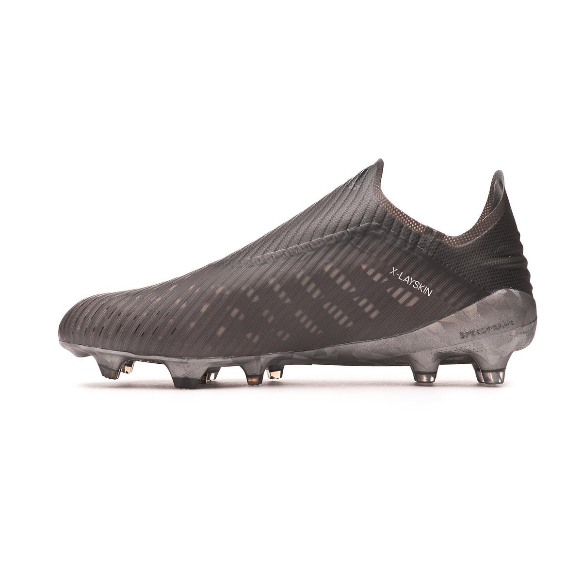 8d6ad6c7a Football Boots adidas X 19+ FG Core black-Utility black-Grey four - Football  store Fútbol Emotion