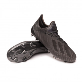 X 19.1 FG Core black-Utility black-Silver metallic