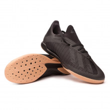 Sapatilha de Futsal X 19.3 IN Core black-Utility black-Silver metallic