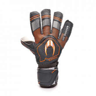 Glove  HO Soccer Clone Supremo II Negative Niño Orange spark