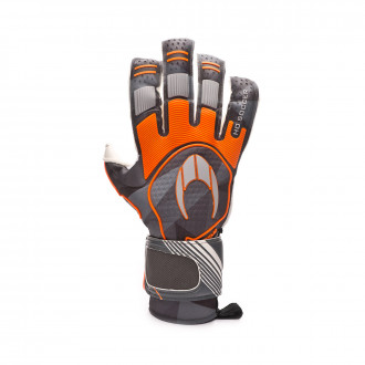 Guante HO Soccer SSG Supremo II Roll/Negative Orange spark