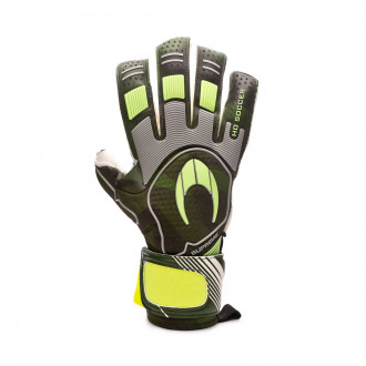 Glove  HO Soccer SSG Supremo II Roll/Negative Green space