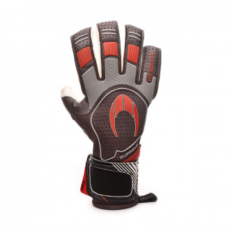 Glove  HO Soccer Supremo Pro II Negative Black legend