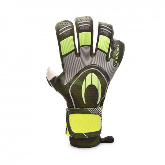 Guante  HO Soccer Supremo Pro II Kontakt Evolution Green space
