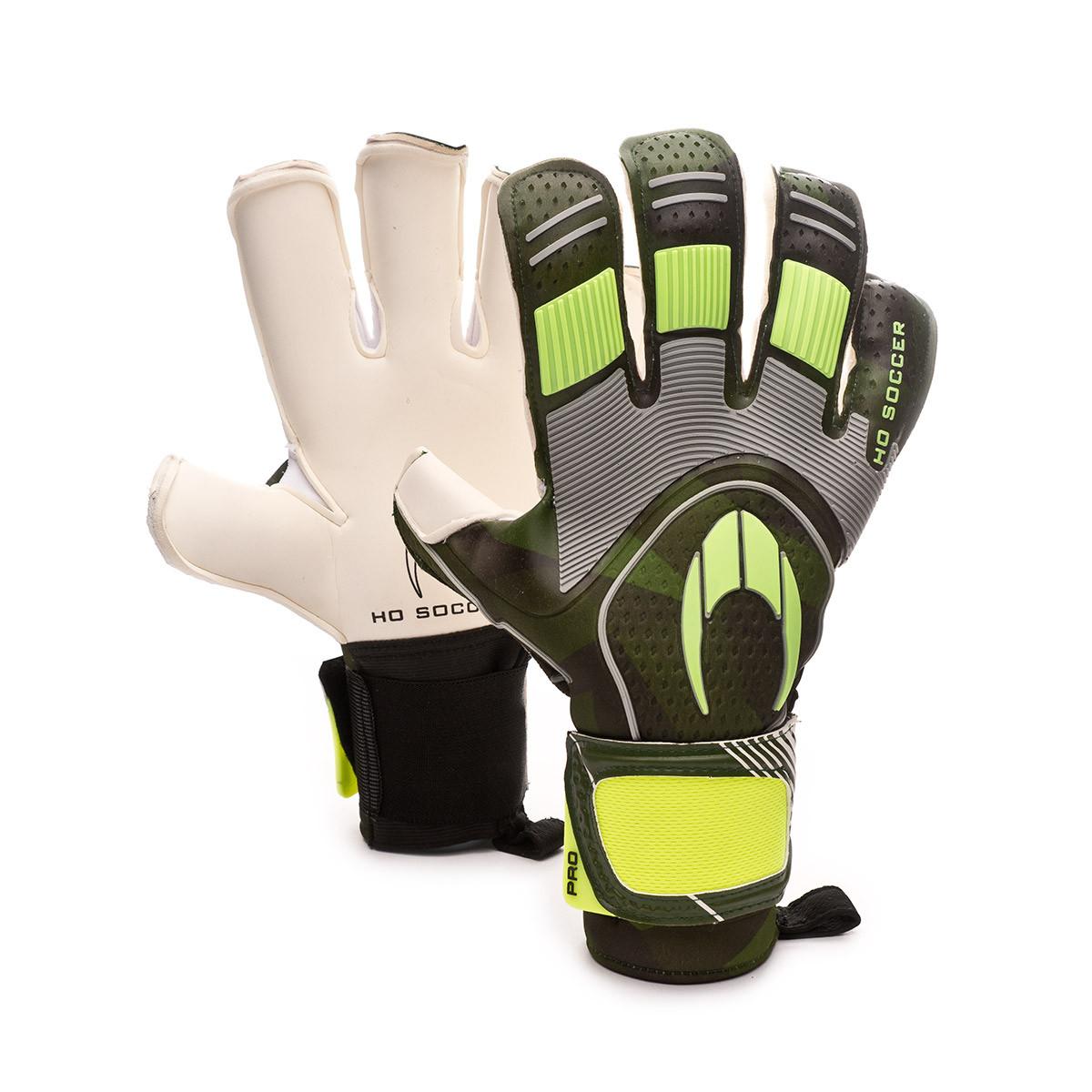 5df417dad8fdc Glove HO Soccer Supremo Pro II Kontakt Evolution Green space ...
