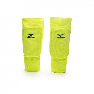 Knee pads  Mizuno Team Safety yellow-Navy