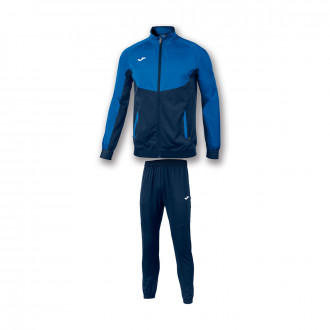 Survêtement Joma Essential Micro Royal-Bleu marine