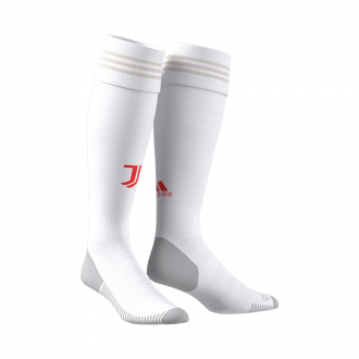 Football Socks adidas Juventus Segunda Equipación 2019-2020 Core white