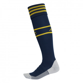 Football Socks adidas Arsenal FC Tercera Equipación 2019-2020 Collegiate navy-Yellow