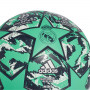 Balón Mini Finale Real Madrid 2019-2020 HI-Re green-Night indigo-White