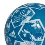 Balón Mini Finale Juventus 2019-2020 Unity blue-Aero blue