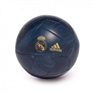Pallone  adidas Capitano Real Madrid 2019-2020 Matte gold-Night marine-Night indigo
