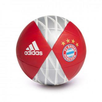 Ball  adidas Capitano Bayern Munich 2019-2020 True Red-Red-White-gold metallic