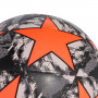 Balón Finale Capitano Manchester United FC 2019-2020 App solar Red-Black-Grey three-Grey one