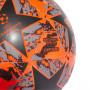 Balón Finale Capitano Bayern Munich 2019-2020 Black-Solar Red-Grey three