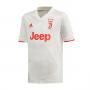 Camiseta Juventus Segunda Equipación 2019-2020 Niño Core white-Raw White