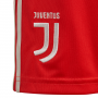 Pantalón corto Juventus Segunda Equipación 2019-2020 Niño HI-Res Red-Raw White