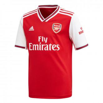 Camisola  adidas Arsenal FC Primera Equipación 2019-2020 Niño Scarlet