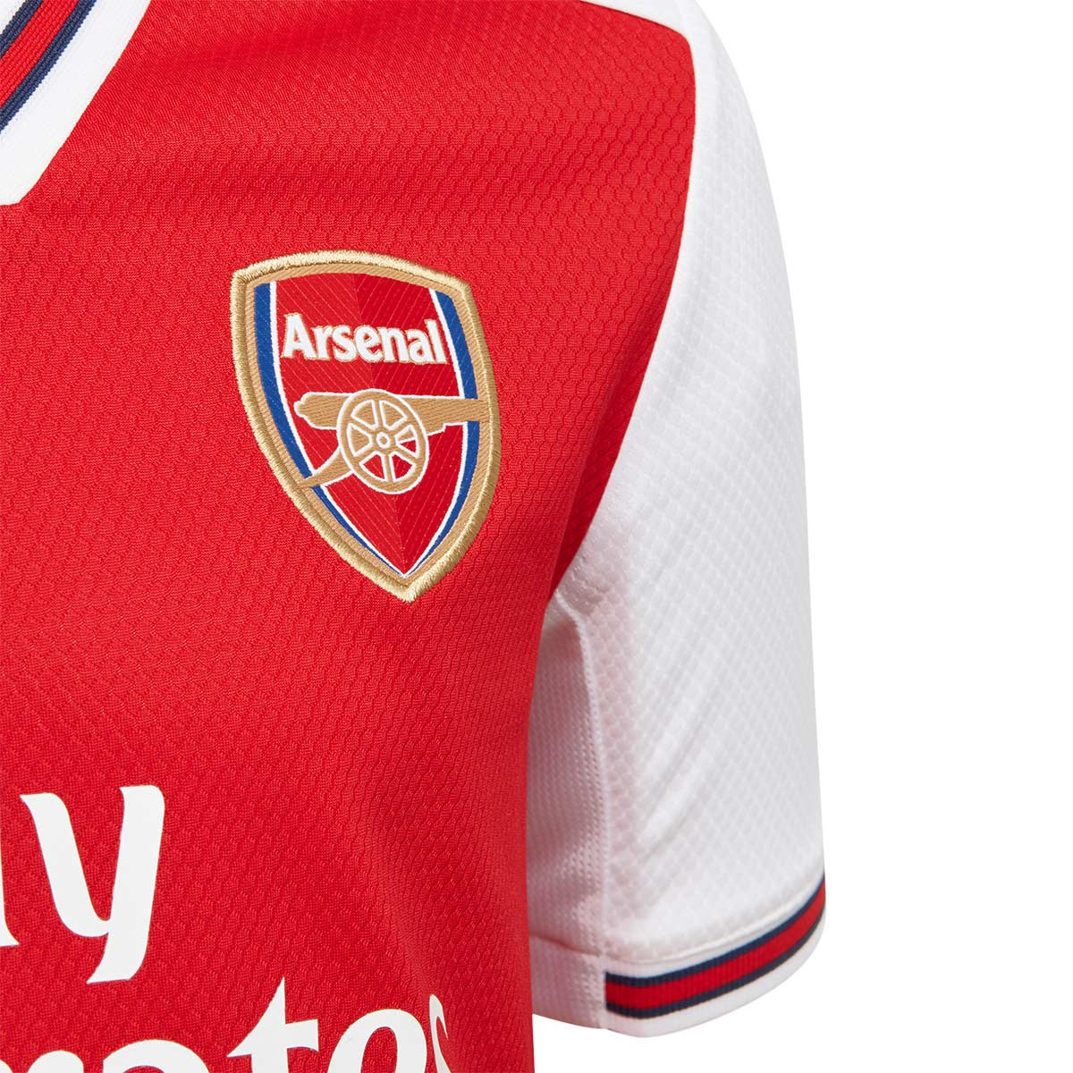 purchase cheap 33eb4 2a1c9 Camiseta Arsenal FC Primera Equipación 2019-2020 Niño Scarlet