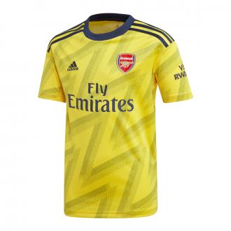 Maillot  adidas Arsenal FC Segunda Equipación 2019-2020 Niño Yellow