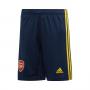 Pantalón corto Arsenal FC Segunda Equipación 2019-2020 Niño Collegiate navy