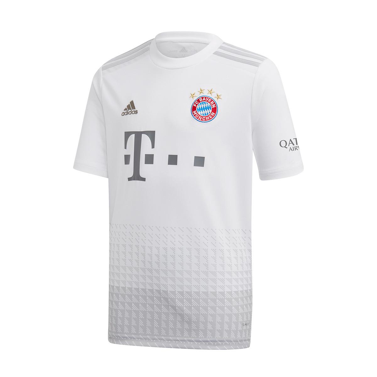 adidas Bayern Munich FC Segunda Equipación 2019 2020 Niño Jersey