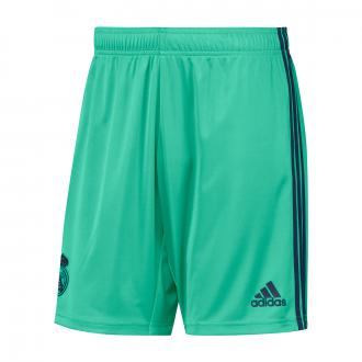 Short adidas Real Madrid Third 2019-2020 Enfant Core green