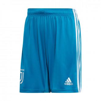 Shorts adidas Juventus Tercera Equipación 2019-2020 Niño Unity blue-Aero blue