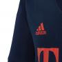 Camiseta Bayern Munich FC Tercera Equipación 2019-2020 Niño Collegiate navy-Bright Red