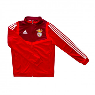 Jacket adidas Benfica SL 2019-2020 Niño Power red-White