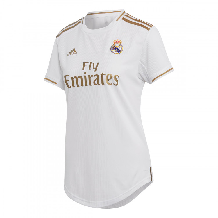 adidas Woman Real Madrid 2019-2020 Home Jersey