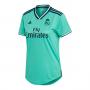 Camiseta Real Madrid Tercera Equipación 2019-2020 Mujer HI-Res green