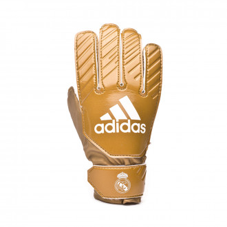 Gant  adidas Real Madrid 2019-2020 Enfant Gold metallic-White