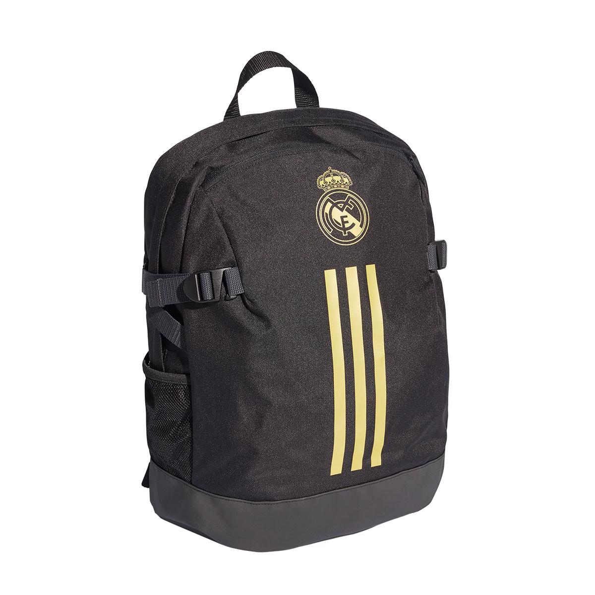 e8b2236dd Backpack adidas Real Madrid BP 2019-2020 Black-Dark football gold ...