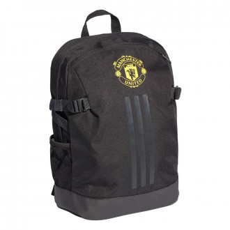 Mochila  adidas Manchester United BP 2019-2020 Black-Solid grey-Bright yellow
