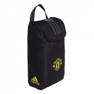 Sac à chaussure  adidas Manchester United SB 2019-2020 Black-Solid grey-Bright yellow