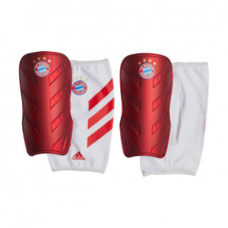 Shinpads adidas X Pro Bayern Munich 2019-2020 True Red-Red-White