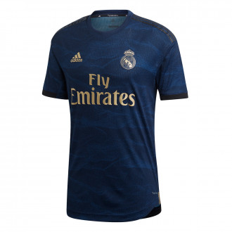 Jersey adidas Real Madrid Authentic 2019-2020 Away Night indigo