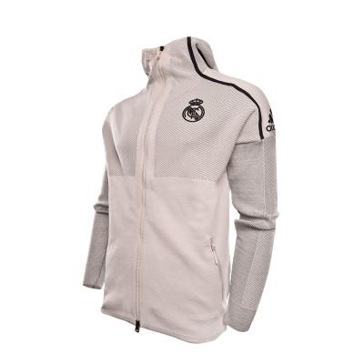 George Hanbury Certificado De Dios  Jacket adidas Real Madrid Travel Range 2019-2020 Raw White - Football store  Fútbol Emotion
