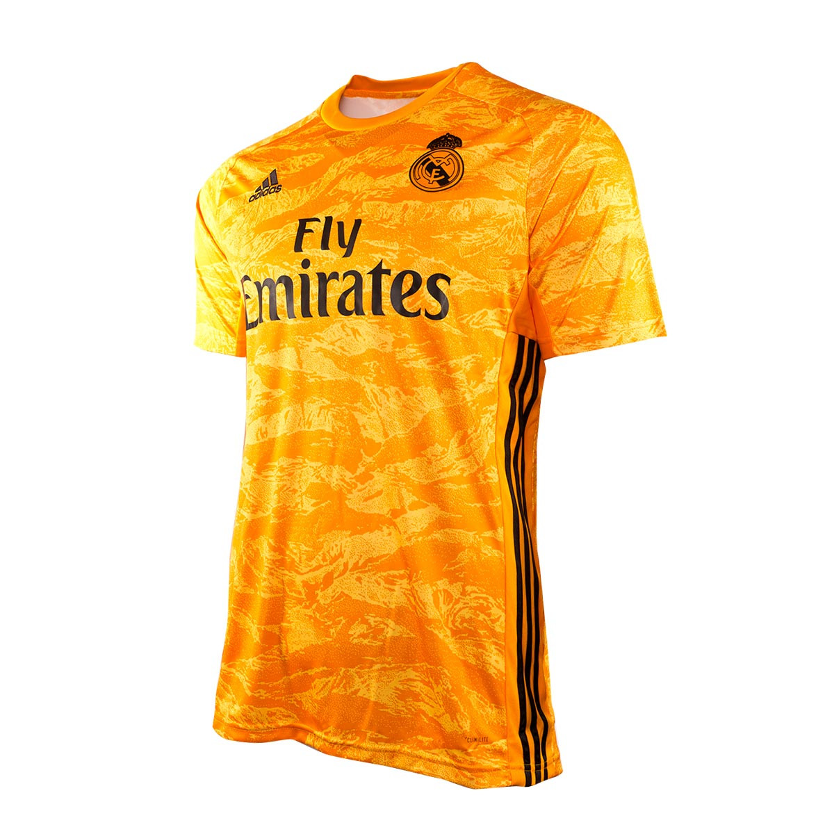 finest selection 070a5 7c4fa adidas Real Madrid Goalkeeper 2019-2020 Home Jersey