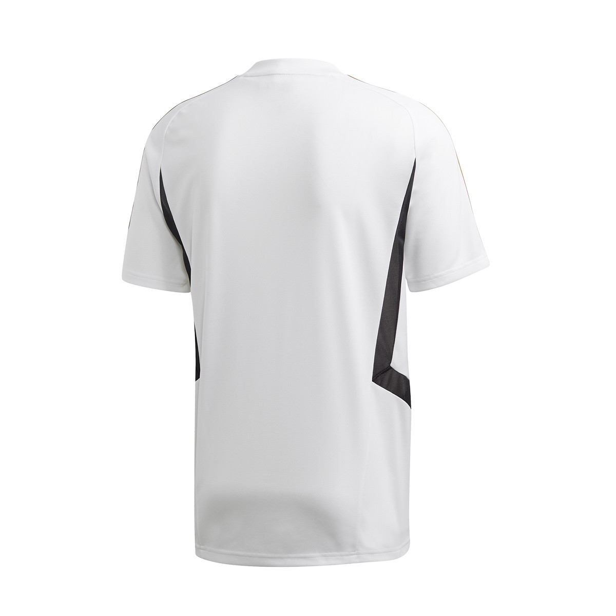 6e9061d7b45 Jersey adidas Real Madrid Training 2019-2020 White-Dark football gold -  Football store Fútbol Emotion