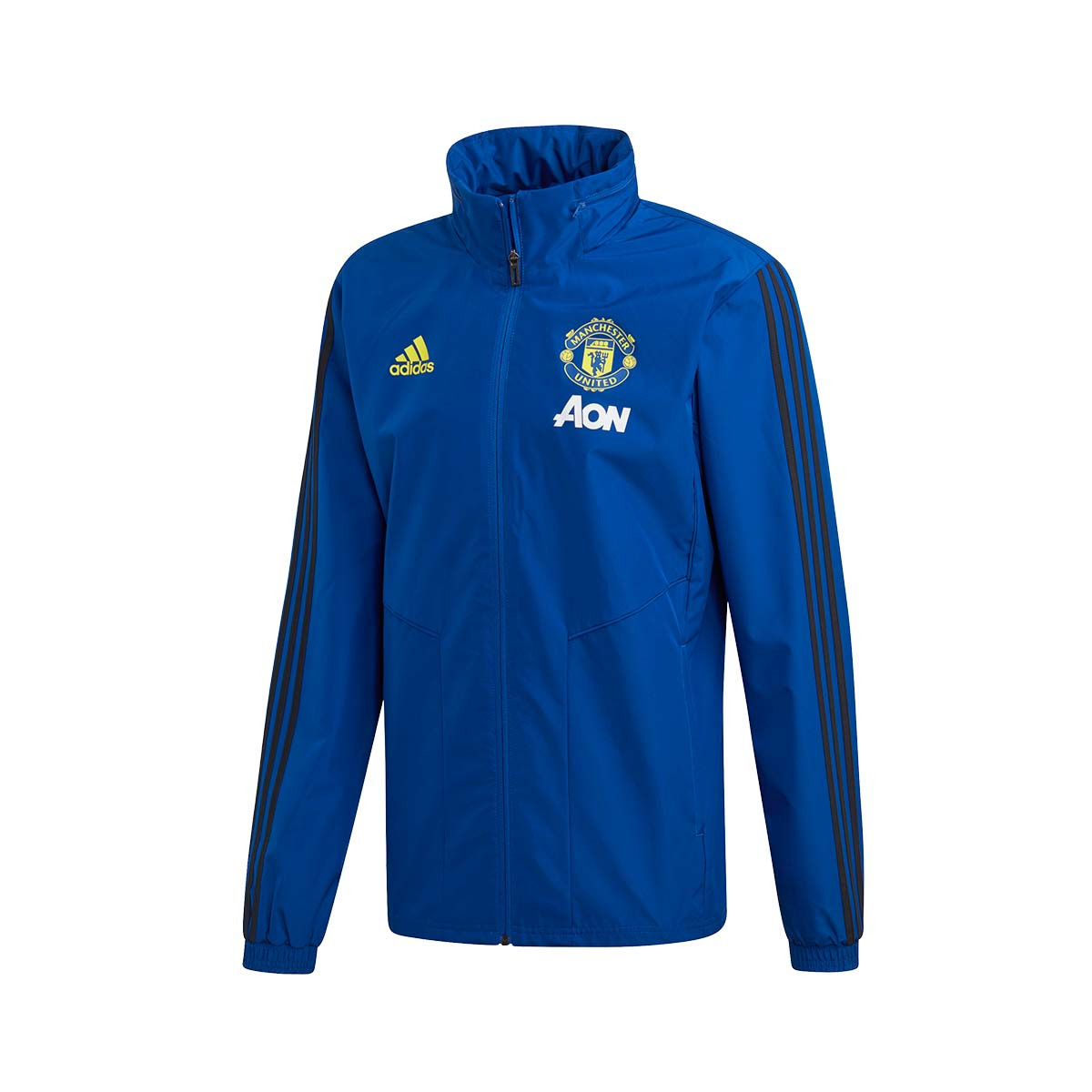 Jacket Adidas Manchester United Fc Aw 2019 2020 Collegiate Royal