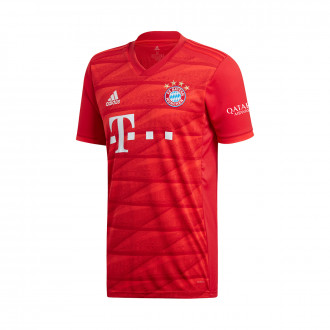 Jersey  adidas Bayern Munich 2019-2020 Home True Red