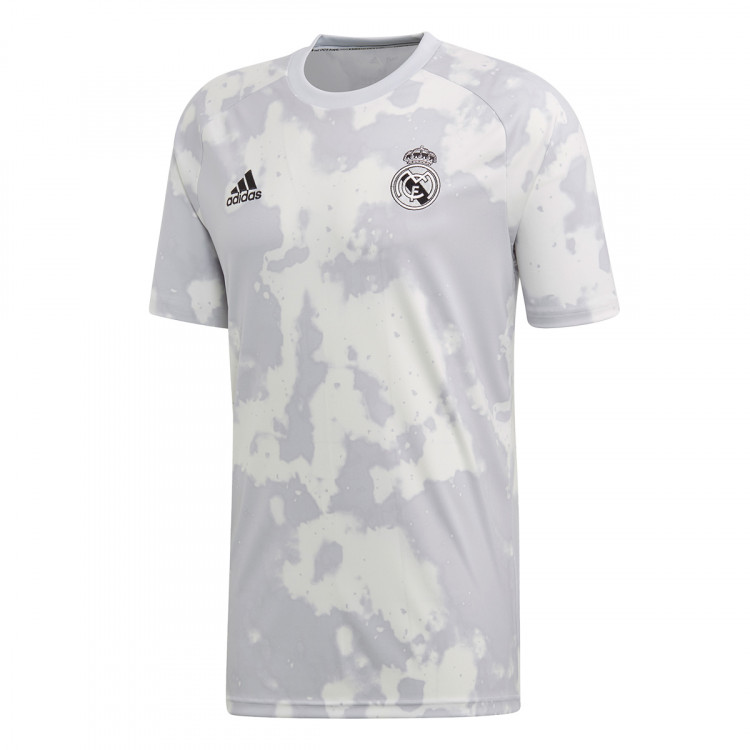competitive price 2ef28 09ae2 Camiseta Real Madrid PresHi 2019-2020 Raw gold-Black