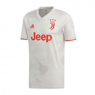 Jersey adidas Juventus Segunda Equipación 2019-2020 Core white-Raw White