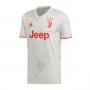 Camiseta Juventus Segunda Equipación 2019-2020 Core white-Raw White