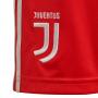Pantalón corto Juventus Segunda Equipación 2019-2020 HI-Res Red-Raw White